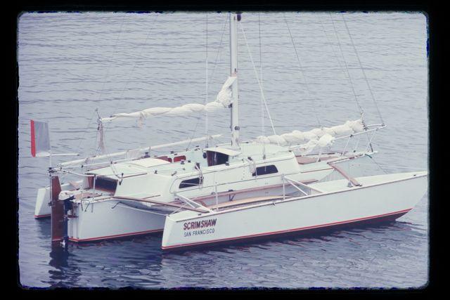 Jim Brown, Multihull Pioneer - New Age Of Sail